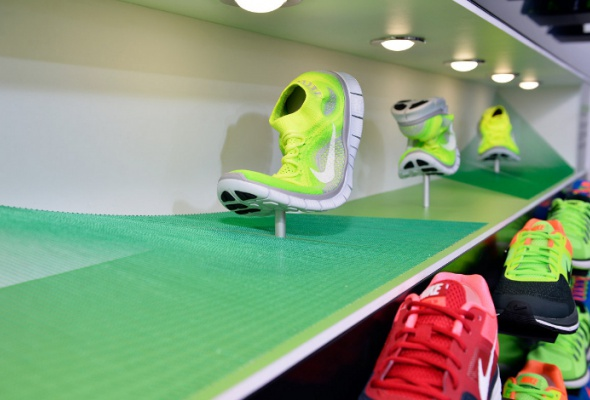 Nike. WeRun Moscow: фотоотчет - Фото №7