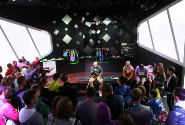Nike. WeRun Moscow: фотоотчет - Фото №8