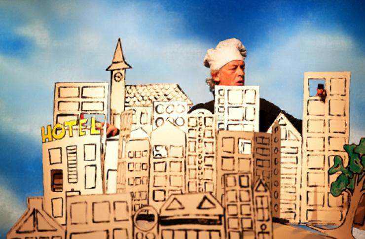 Фестиваль спектаклей для детей «Гаврош-2013»