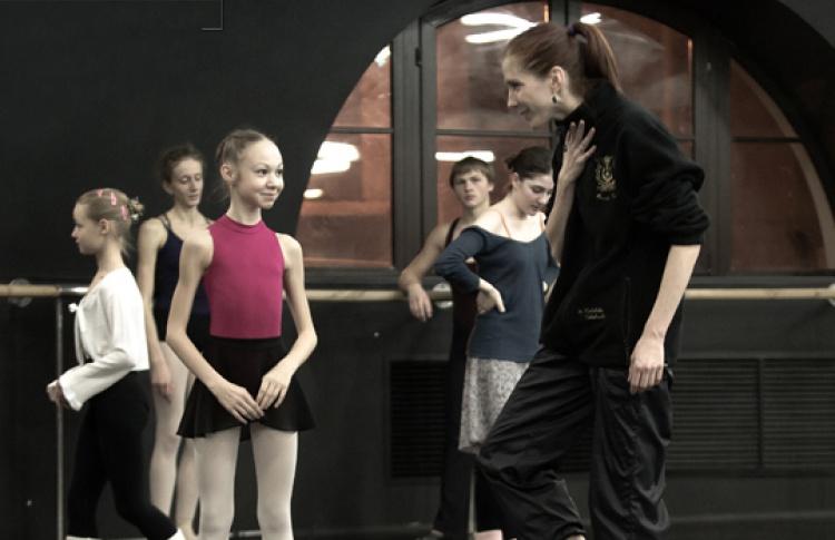Открытый урок балета от Софьи Гумеровой