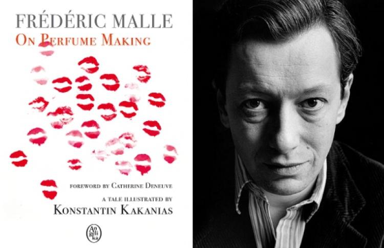 Эксклюзивная продажа книги парфюмера Фредерика Маля