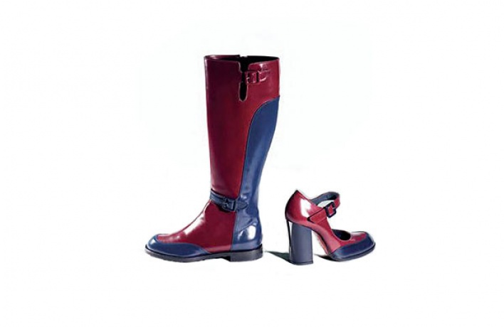 Коллекция обуви Baldinini осень-зима