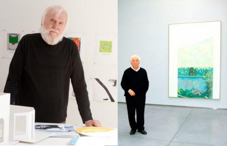 Artist talk: Джон Балдессари, Илья Кабаков
