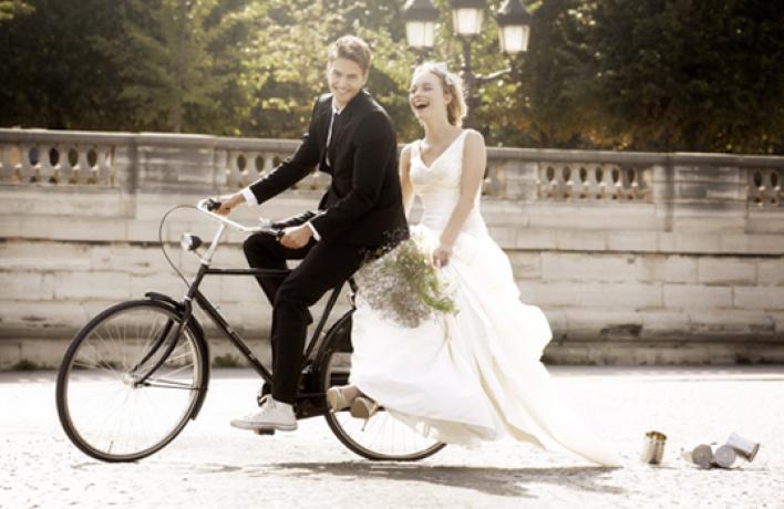 Свадебный велоквест