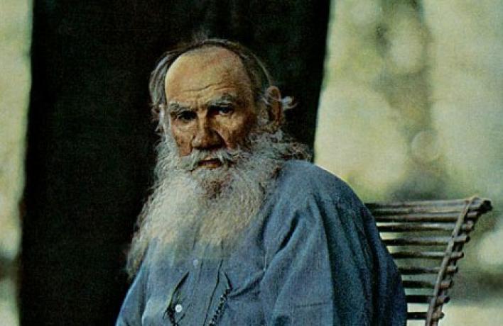Официальный сайт Льва Толстого запущен к185-летию писателя