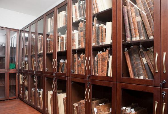 Библиотека семьи Шнеерсон - Фото №1
