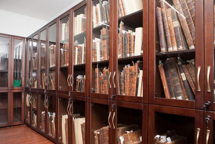 Библиотека семьи Шнеерсон