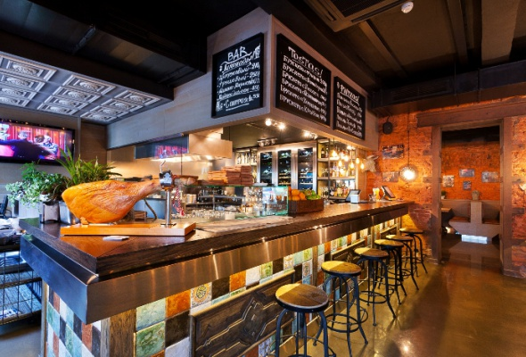 ElBasco Tapas Bar - Фото №1