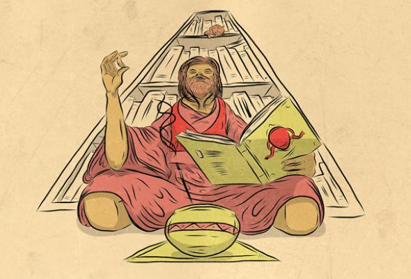 Уроки чтения. Камасутра книжника - Фото №0
