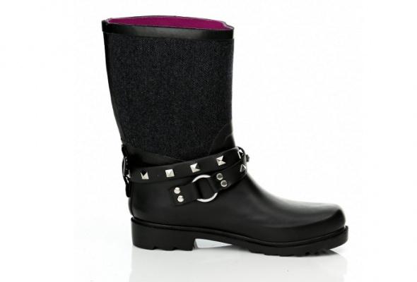 Резиновая обувь: для нее - Фото №20