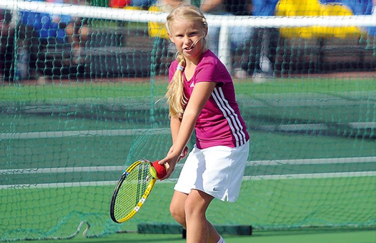 St. Petersburg Open Junior