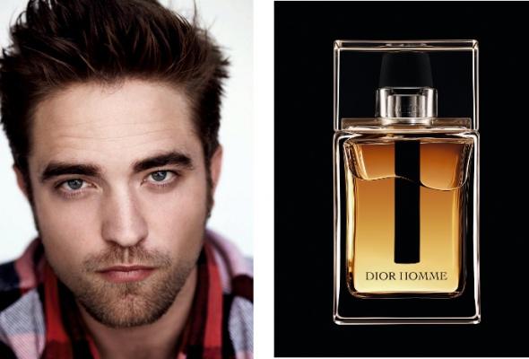 Роберт Паттинсон стал лицом аромата Dior Homme - Фото №0
