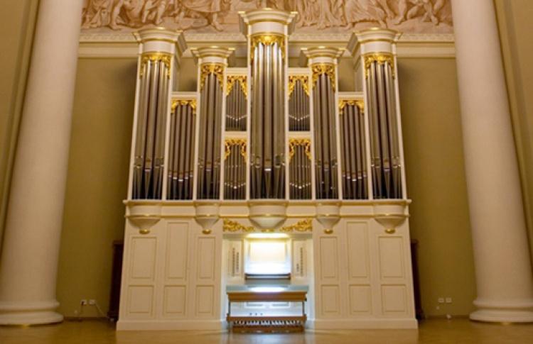 Открытие сезона органных концертов
