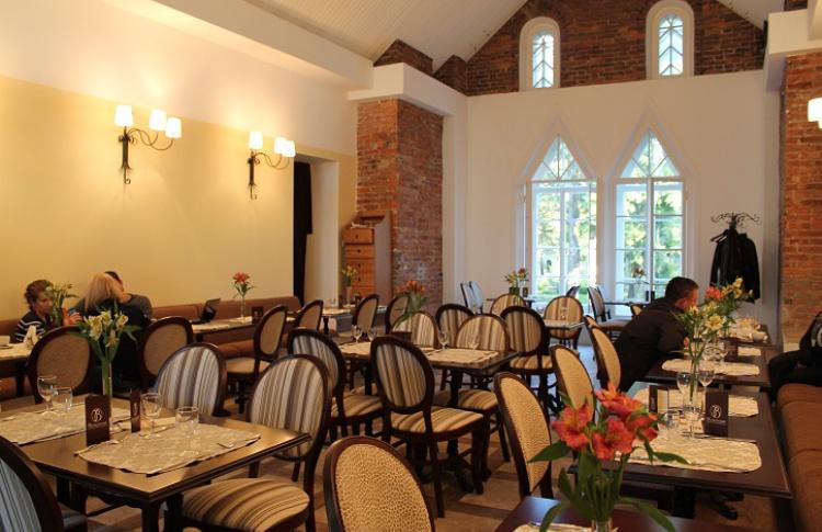 ВЦарском селе открылась кафе-пекарня ''Волконский''