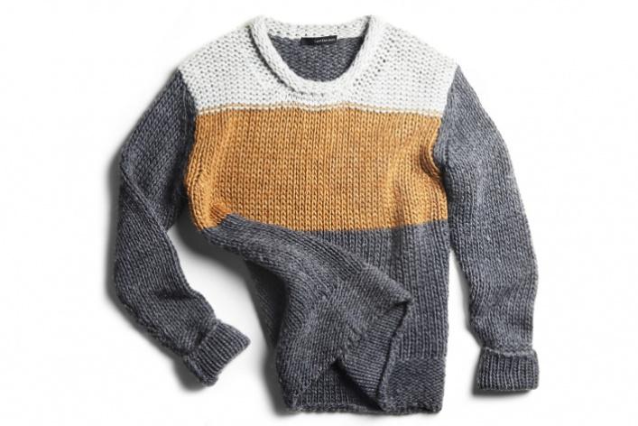 Calvin Klein Jeans сконцетрировались навизуальных эффектах