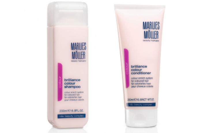 Уход для окрашенных волос отMarlies Möller