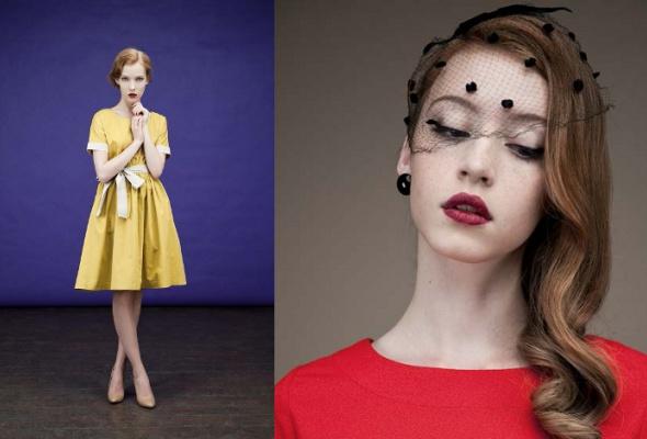 Sultanna Frantsuzova выпустила коллекцию вдухе 40-х - Фото №0