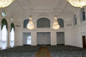 Белый зал Политехнического университета