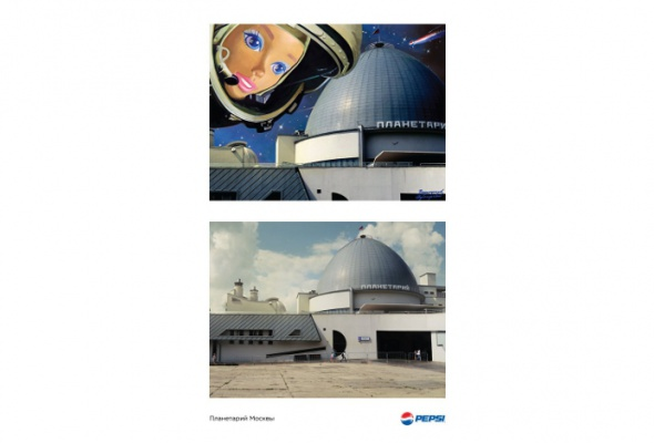 Надизайн-заводе FLACON открылась выставка «Pepsi Pop Art Moscow» - Фото №1