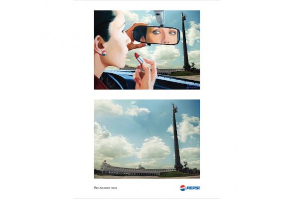 Надизайн-заводе FLACON открылась выставка «Pepsi Pop Art Moscow» - Фото №2