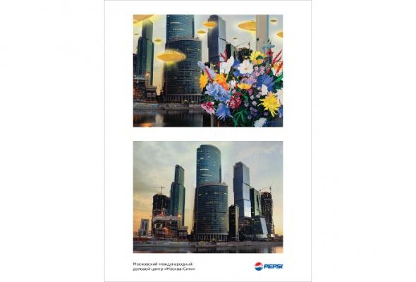 Надизайн-заводе FLACON открылась выставка «Pepsi Pop Art Moscow» - Фото №3