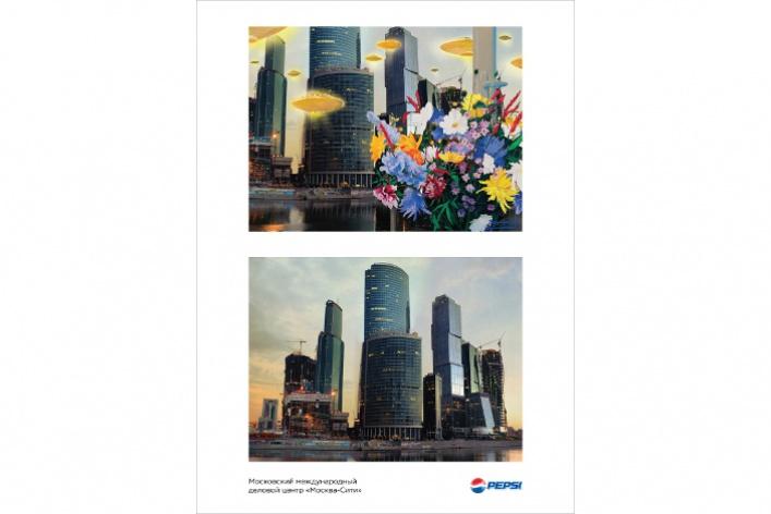 Надизайн-заводе FLACON открылась выставка «Pepsi Pop Art Moscow»