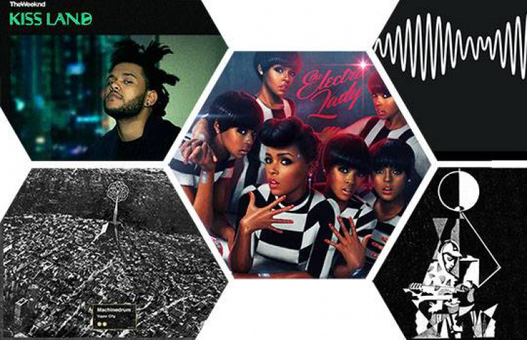 5лучших альбомов сентября