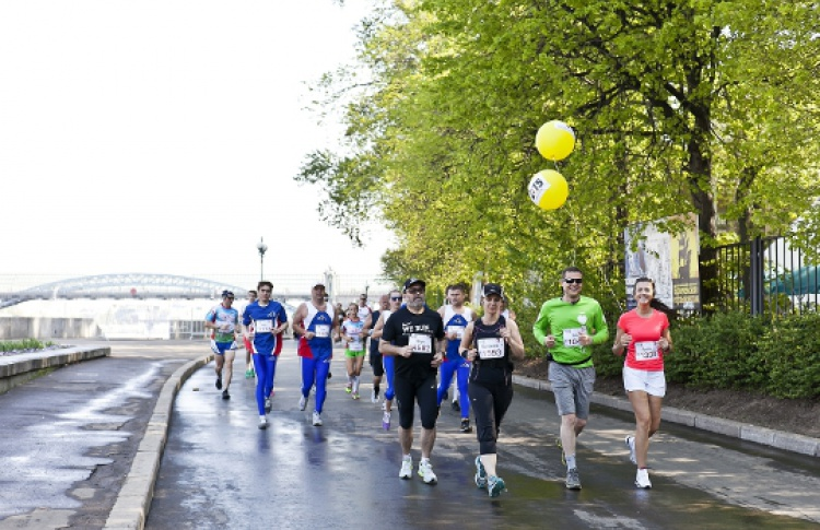 Запобеду вМосковском марафоне заплатят 350 000 рублей
