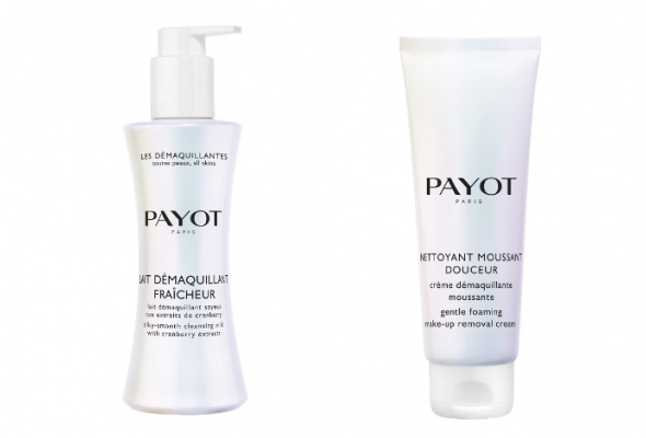 Новая линия для снятия макияжа Les Demaquillantes отPayot - Фото №2