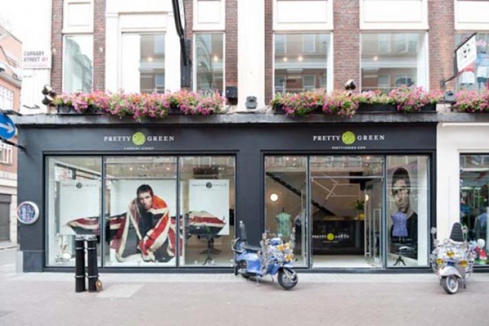 10лучших мест для шопинга вБритании