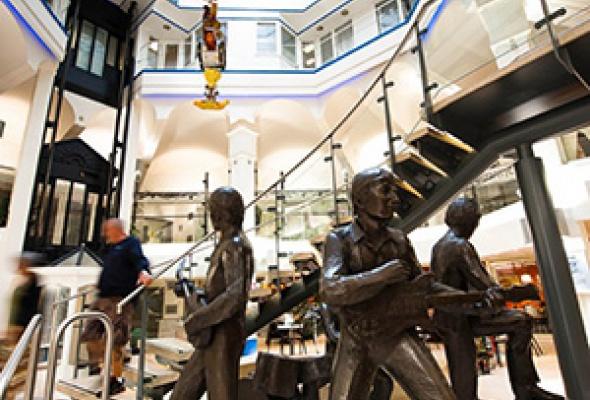 10лучших мест для шопинга вБритании - Фото №6