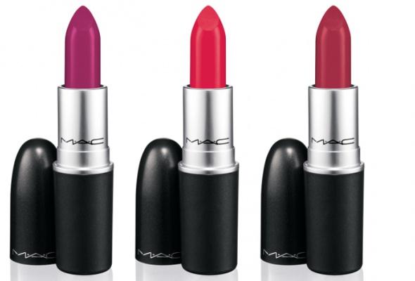 Осенний макияж губ отMAC - Фото №2