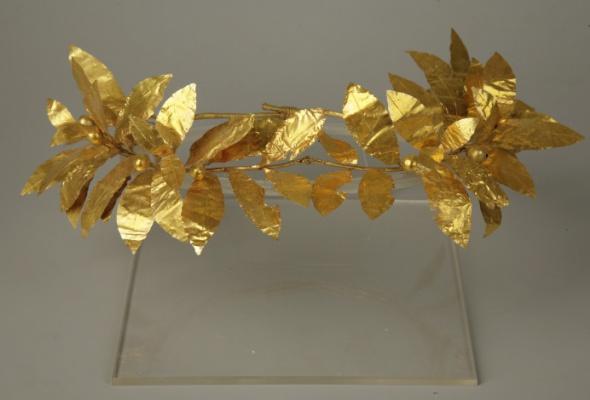 Фракийское золото из Болгарии. Ожившие легенды - Фото №0