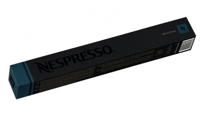 Nespresso представляет новые сорта кофе постоянной коллекции— Kazaar иDharkan