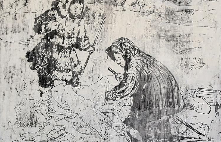 ВНовом музее покажут работы единственного петербургского концептуалиста Юрия Александрова
