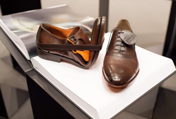 Итальянский обувной бренд Santoni запускает услугу Made-to-Measure - Фото №4
