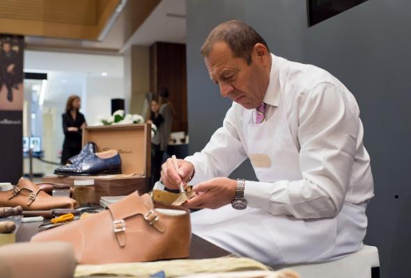 Итальянский обувной бренд Santoni запускает услугу Made-to-Measure - Фото №5