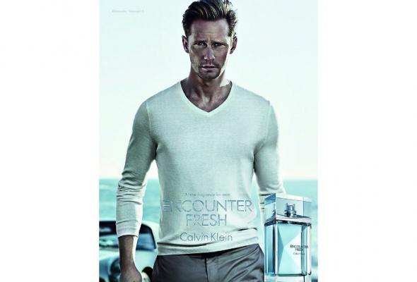 Calvin Klein выпускает новый мужской аромат Encounter Fresh - Фото №0