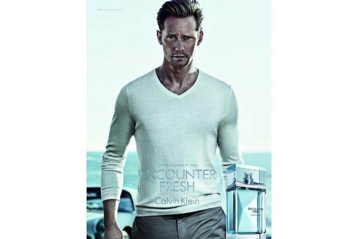 Calvin Klein выпускает новый мужской аромат Encounter Fresh