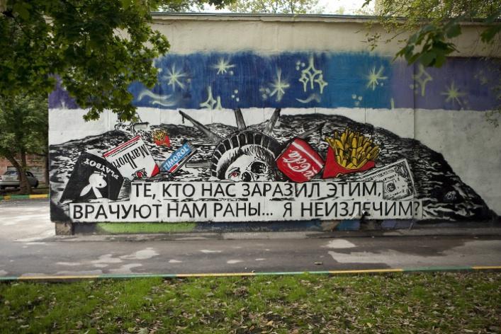 11выдающихся работ уличных художников