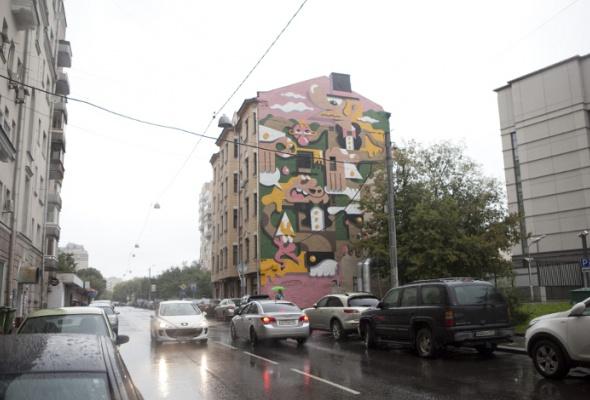 11выдающихся работ уличных художников - Фото №5