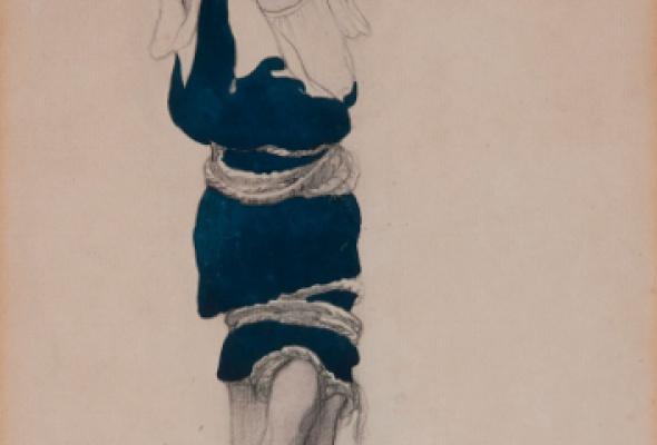 «Искусство, с которым я живу». Из собрания Михаила Барышникова - Фото №1