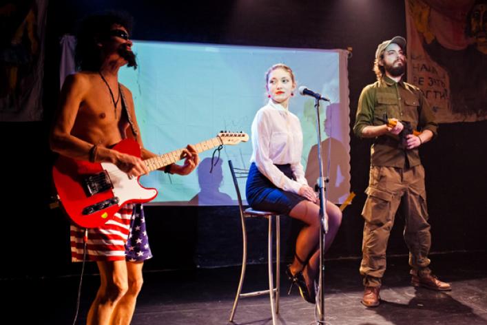 Свежие силы: 5молодых театральных компаний