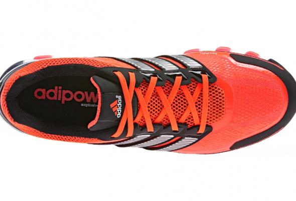 Новые кроссовки adidas поставили на«трамплины» - Фото №2