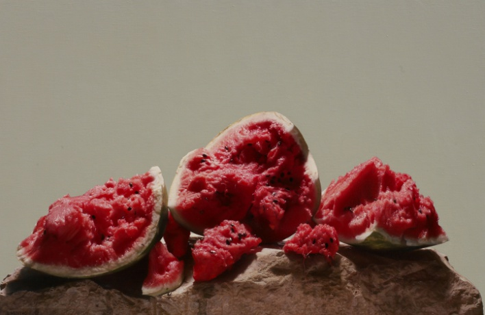ВГалереях «Времена года» открывается выставка «Параллельный Мир» Лучано Вентроне