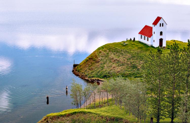 Мультимедийная выставка «Исландия. Musical ground» откроется в«Эрарте» 2октября