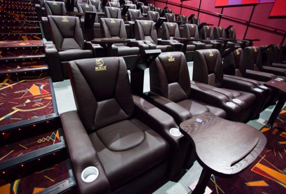 Наст.м. «Бухарестская» открыт 9-зальный кинотеатр «Люксор» - Фото №0