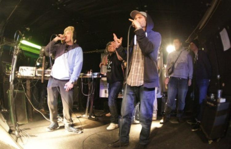 Hip-Hop BooM - Final