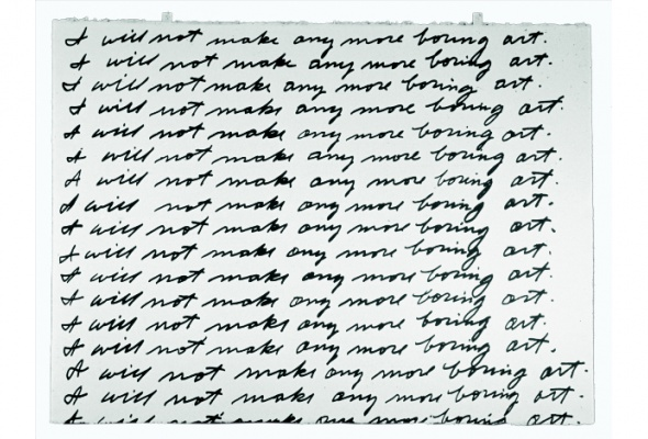 Джон Балдессари: 3работы - Фото №2