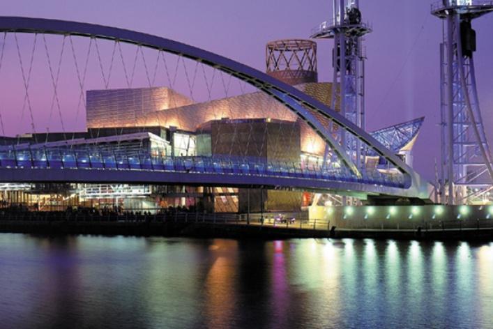 Увлекательная история: Манчестер & Ливерпуль